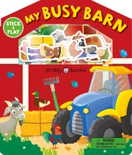 Stick and Play: My Busy Barn