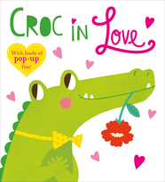 Pop-Up Friends: Croc in Love