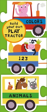Chunky Set: Play Tractor