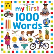 Priddy Learning: My First 1000 Words