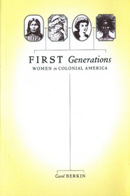 First Generations