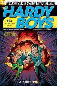 Hardy Boys #13: The Deadliest Stunt