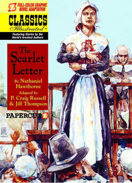 Classics Illustrated #6: The Scarlet Letter
