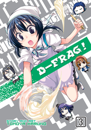 D-Frag Vol. 3 by Tomoya Haruno