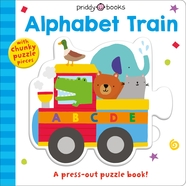 Puzzle and Play: Alphabet Train