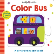 Puzzle and Play: Color Bus