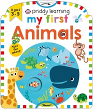 Priddy Learning: My First Animals