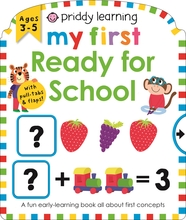 Priddy Learning:  My First Ready for School