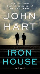 Iron House Book Cover - Click to open Coming Soon panel
