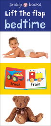 Priddy Baby Lift-the-flap: Bedtime Book Cover - Click to open New Releases panel