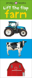 Priddy Baby Lift-the-flap: Farm Book Cover - Click to open New Releases panel