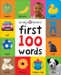 First 100 Words Padded (large) Book Cover - Click to open Coming Soon panel