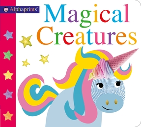 Alphaprints: Magical Creatures Book Cover - Click to open Coming Soon panel
