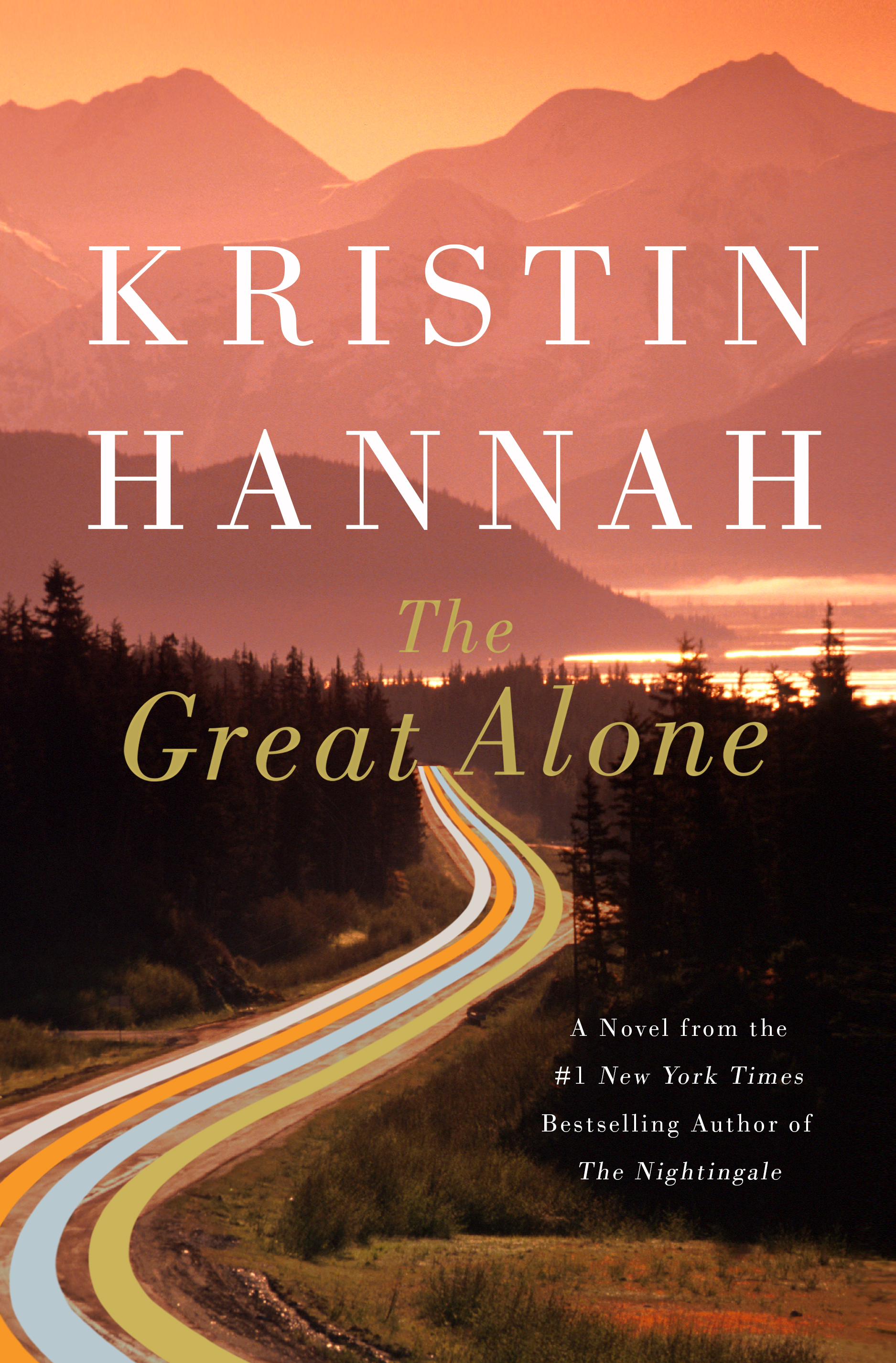 The Great Alone Book Cover - Click to open Top Sellers panel