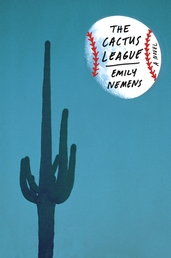 The Cactus League Book Cover - Click to open Coming Soon panel
