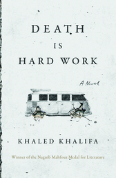 Death Is Hard Work Book Cover - Click to see book details