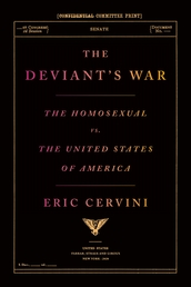 The Deviant's War Book Cover - Click to open Coming Soon panel