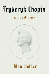 Fryderyk Chopin Book Cover - Click to open Coming Soon panel