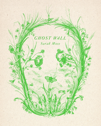 Ghost Wall Book Cover - Click to open Coming Soon panel