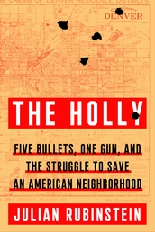 The Holly Book Cover - Click to open Coming Soon panel