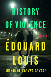 History of Violence Book Cover - Click to open New Releases panel