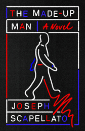 The Made-Up Man Book Cover - Click to open Coming Soon panel