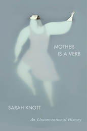 Mother Is a Verb Book Cover - Click to open Coming Soon panel