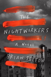 The Nightworkers Book Cover - Click to open Coming Soon panel