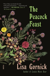 The Peacock Feast Book Cover - Click to open Coming Soon panel