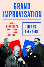 Grand Improvisation Book Cover - Click to open Coming Soon panel