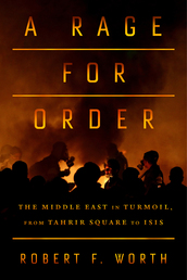A Rage for Order Book Cover - Click to see book details