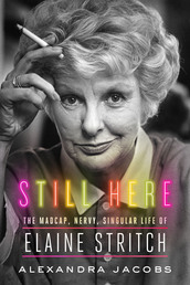Still Here Book Cover - Click to open Coming Soon panel