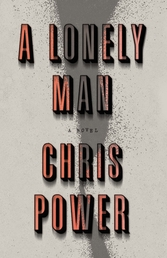 A Lonely Man Book Cover - Click to open Coming Soon panel
