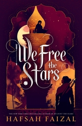 We Free the Stars Book Cover - Click to open New Releases panel