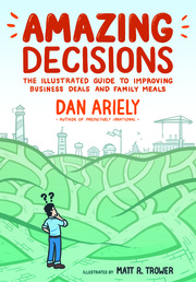 Amazing Decisions Book Cover - Click to open Coming Soon panel