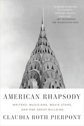American Rhapsody Book Cover - Click to see book details