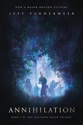 Annihilation Book Cover - Click to open New Releases panel