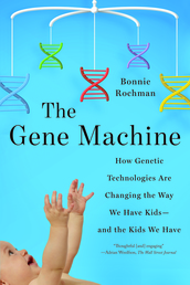 The Gene Machine Book Cover - Click to open New Releases panel