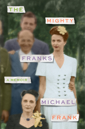 The Mighty Franks Book Cover - Click to open Coming Soon panel