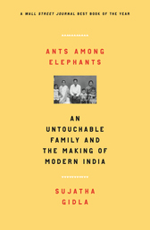 Ants Among Elephants Book Cover - Click to open New Releases panel