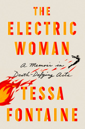 The Electric Woman Book Cover - Click to see book details