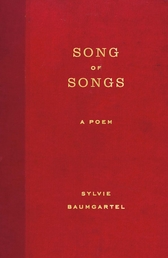 Song of Songs Book Cover - Click to open New Releases panel