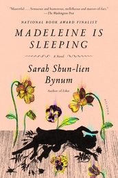 Madeleine Is Sleeping Book Cover - Click to open Coming Soon panel