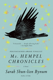 Ms. Hempel Chronicles Book Cover - Click to open Coming Soon panel