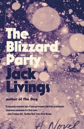 The Blizzard Party Book Cover - Click to open New Releases panel