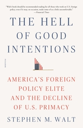 The Hell of Good Intentions Book Cover - Click to open Coming Soon panel