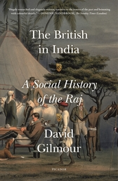 The British in India Book Cover - Click to open New Releases panel