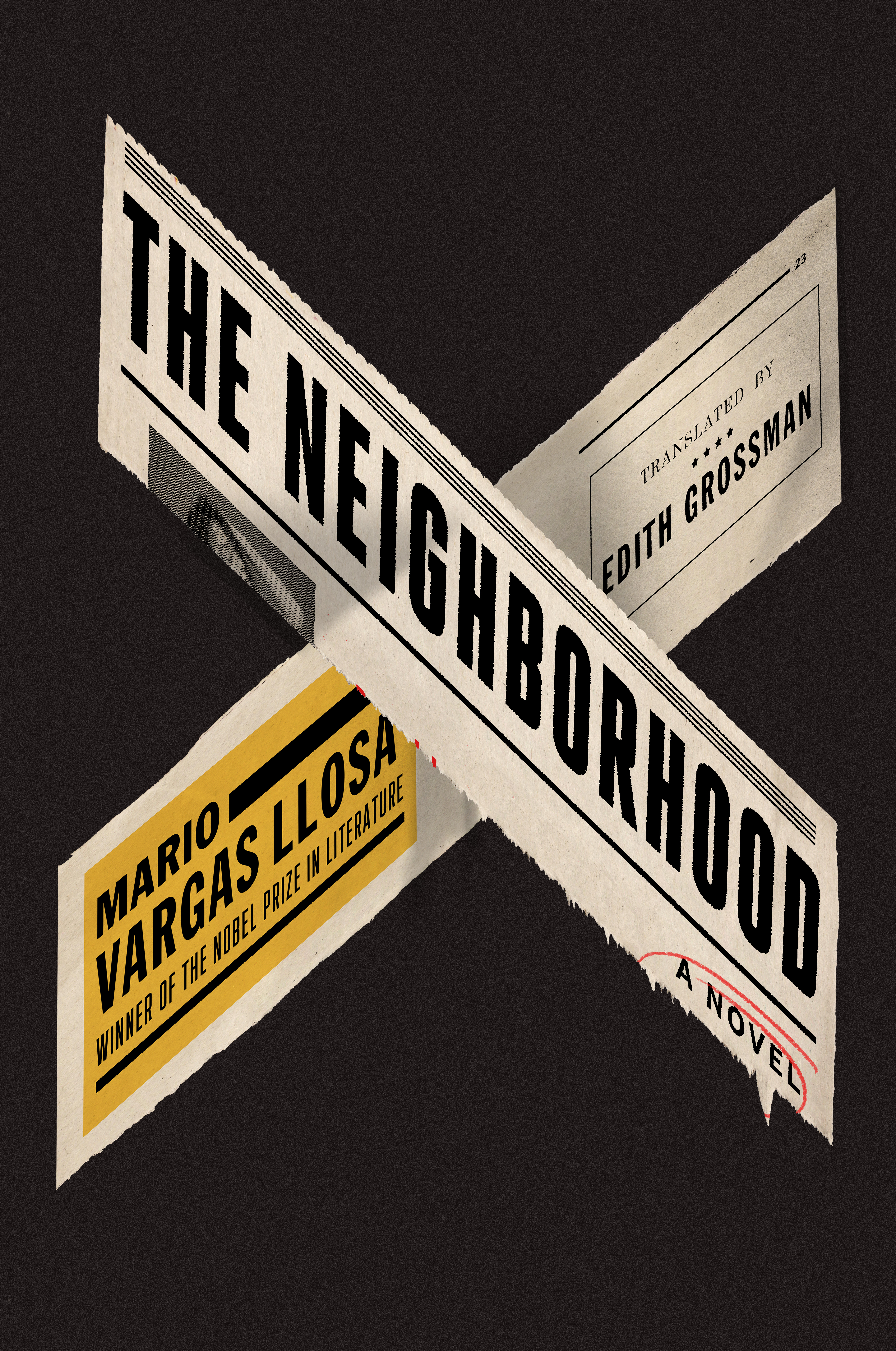 The Neighborhood Book Cover - Click to open Coming Soon panel