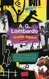 Graffiti Palace Book Cover - Click to open New Releases panel