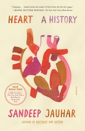 Heart: A History Book Cover - Click to open New Releases panel